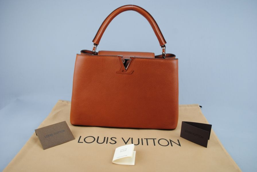 e3d63fdf1 Louis Vuitton Capucine – Luxury Ukraine | all.biz