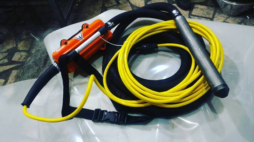 Satın al Beton Vibratörü Elektronik