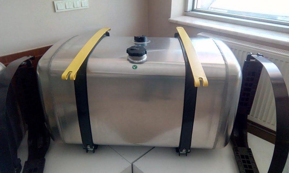 Satın al Aluminum Fuel Tank