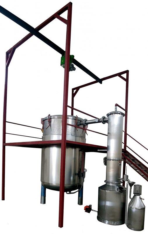 Buy Manufacturing distiller