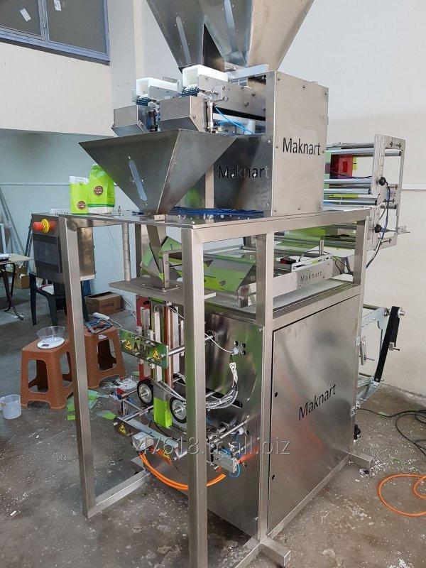 Satın al Cift Terazili Dikey Paketleme Makinasi Quadro