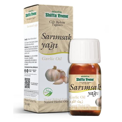 Satın al Garlic Oil