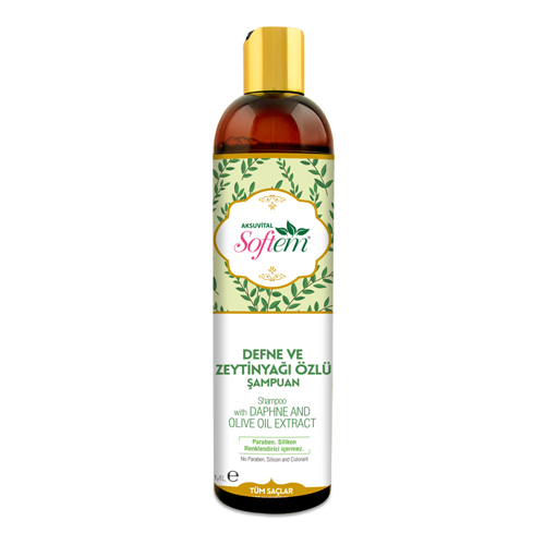 Laurel-Olive Oil Extract Hair Shampoo