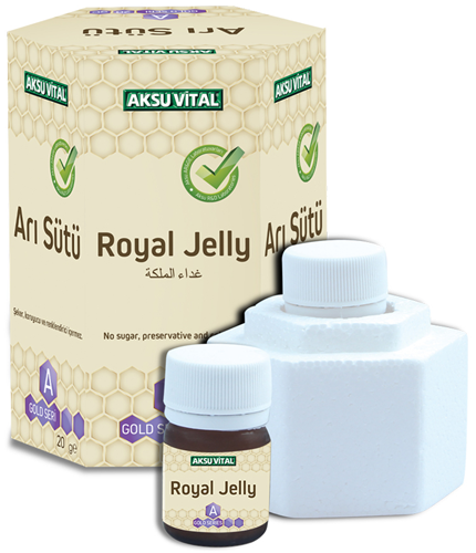 Super Dose Honey Pollen Royal Jelly Mixtures