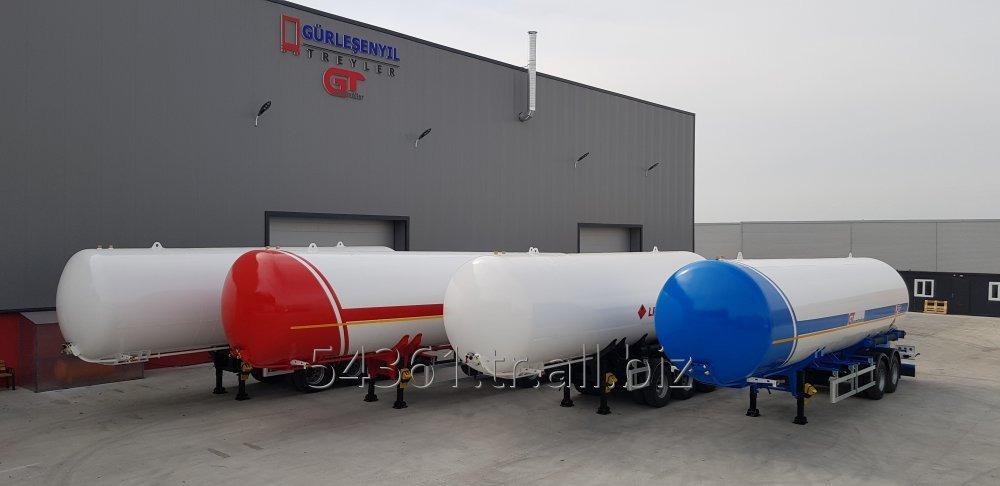 Buy Tanker semitrailer for liquefied gases