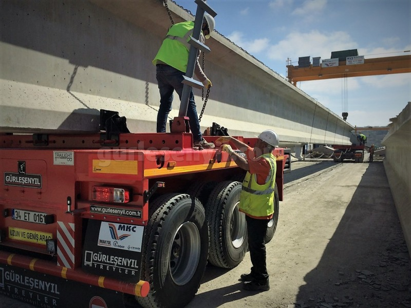 Buy Platform semitrailers