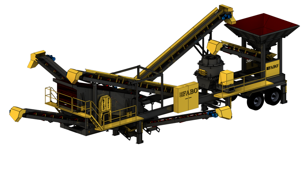 Mobile Vertical Shaft Impact Crusher | Mobile Vertical Crusher