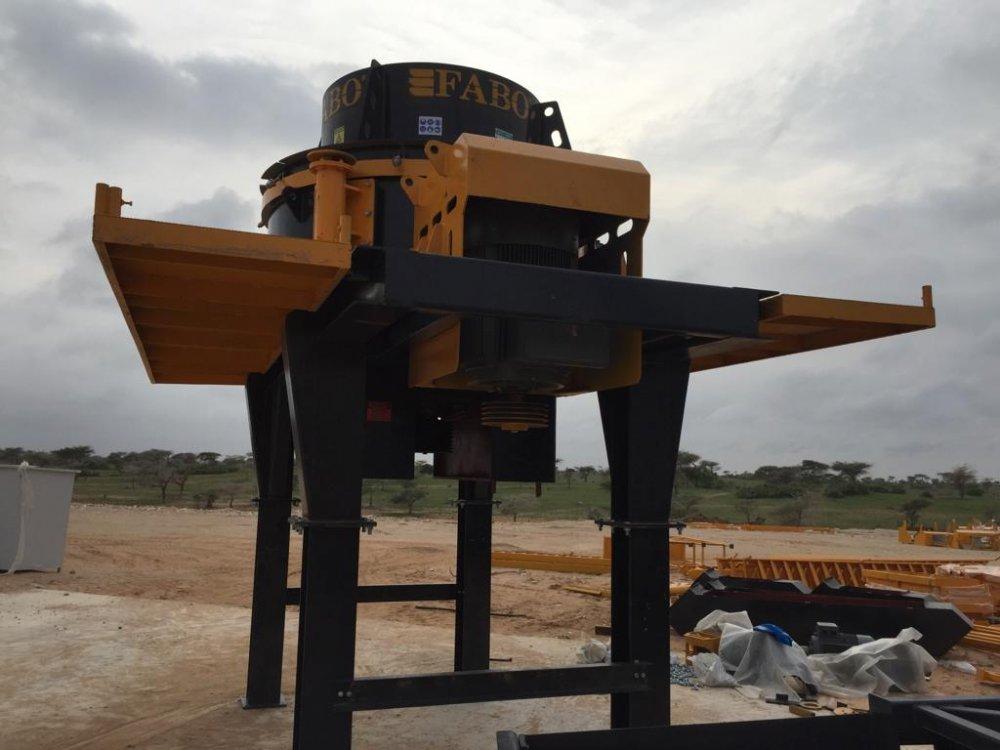 Вертикальная Дробилка * Вертикальная Ударная Дробилка | VSI 700