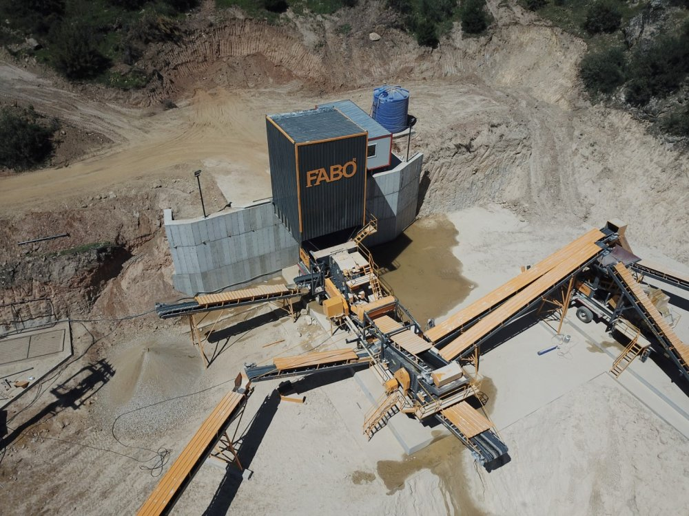 Buy Mobile Stone Crushing and Sorting Plant | PRO 100