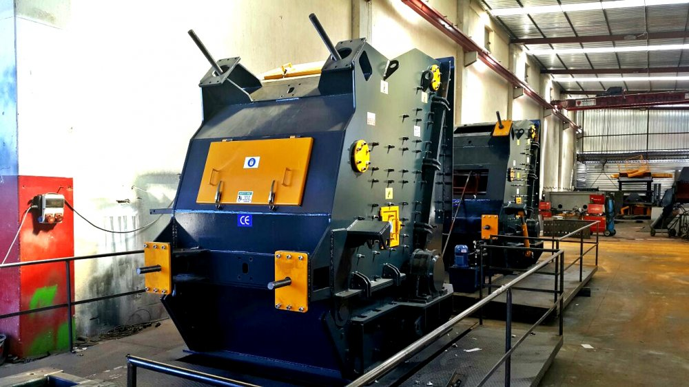 Buy 150-200 TPH Easy use and maintenance Impact Crusher