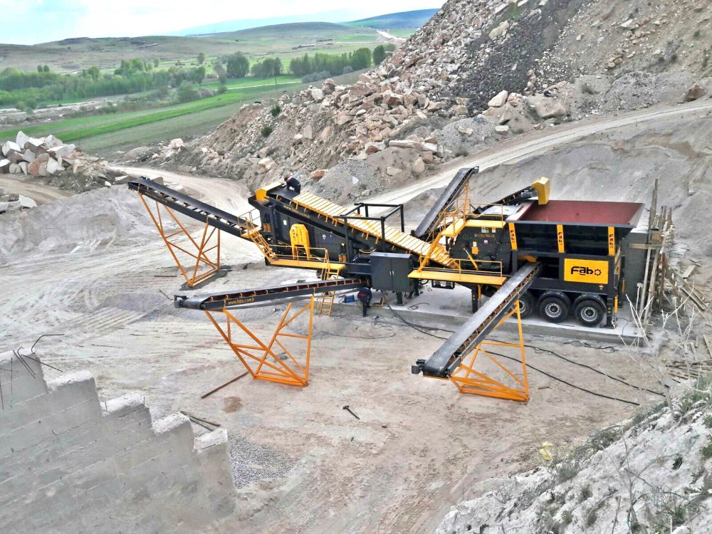 Buy Pro 120 Series Mobile Crusher | For Gypsum Stone