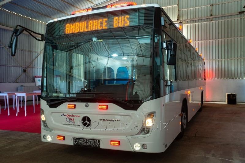Satın al Ambulans Otobüs Dünyanın en büyük Hastane otobüsü