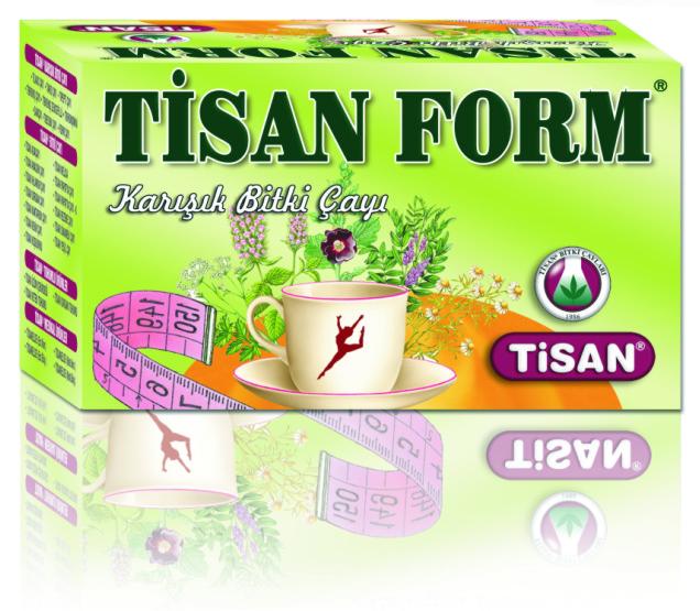 Satın al Tisan Form Çayı
