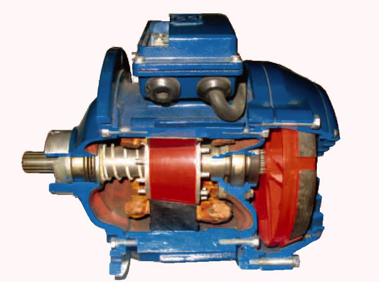 Satın al Konik rotorlu motor