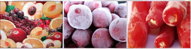Satın al Donmuş meyve