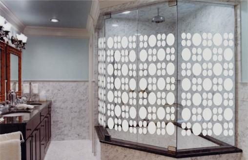 Duşakabin cam desenleri
