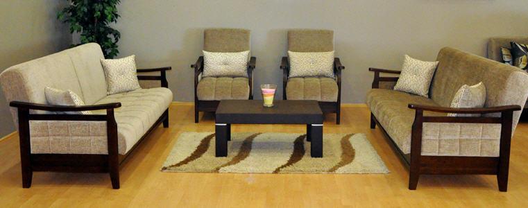 İskandinav Oturma Grubu, Farklı Modelleri Bulunmaktadır.