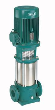 Satın al Paslanmaz çelik çok kademeli dikey tip santrifüj pompalar
