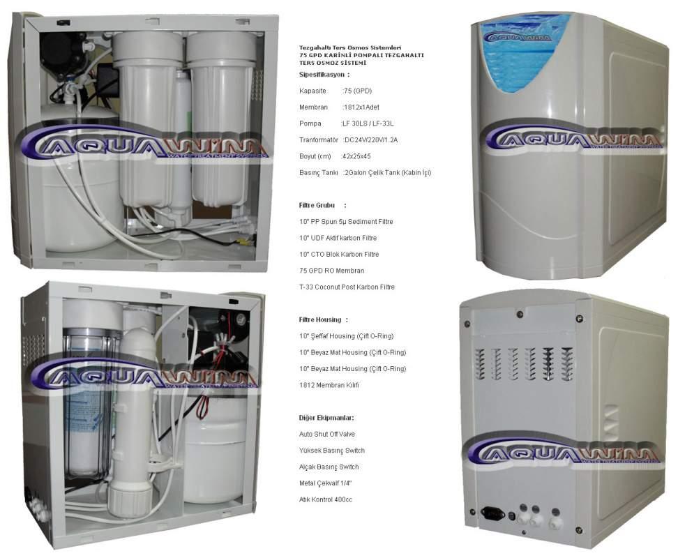 Satın al Su arıtma cihazı