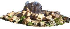 Şelale - kaya havuz