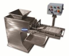 Tereyağ gramajlama makinası