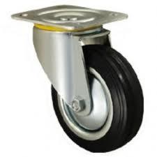 Burçlu lastik tekerlekler