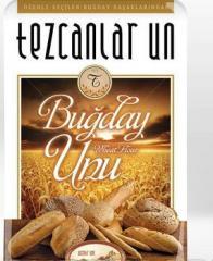 Wheaten dry gluten