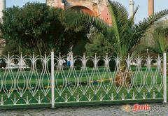 Wrought Iron panels