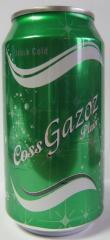 Gazlı içecekler- Coss gazoz