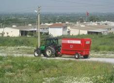 Helezonlu Tarım Makinaları
