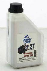 Oils for motorcycles and motor boats