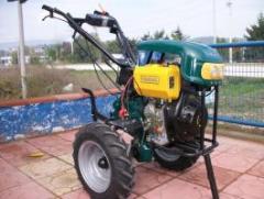 Taral motorlu çapa makinaları