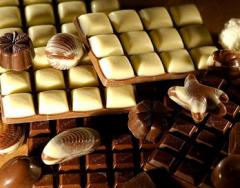 Lokumlu Çikolata Arajman