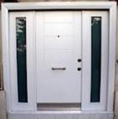 Lüks alpi çelik kapı