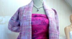 Bayan takımlık kumaşlar