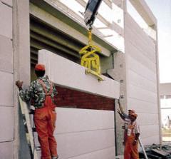 Gazbeton Yatay Duvar Panelleri