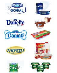 Yoğurt Danone