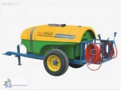 Bahçe ilaçlama makinaları