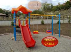 Game mini-park