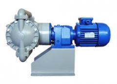 Elektrikli pompa - RAN 1 inç (25.4 mm)