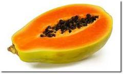Papaya tohumlari