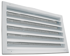Household wall ventilation systems