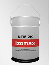 İsomax NTM 2K su bazlı likit yalıtım malzemesi