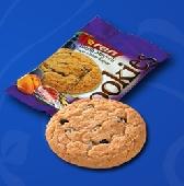 Yulaflı Meyveli Cookie