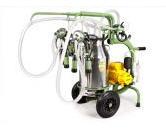 İki Üniteli Tek Kovalı Süt Sağma Makinaları