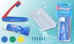 Pocket (PVC Çantalı, Macunlu)
