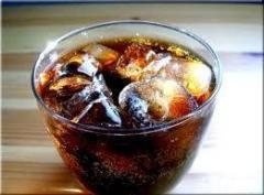 İçecek Coca cola