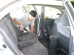 Car interior treatment goods