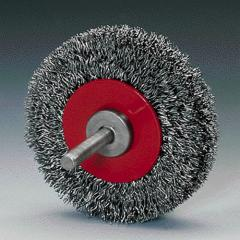 Tractor brushes