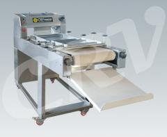 Loaf molding machines